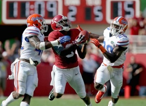 USP NCAA FOOTBALL: FLORIDA AT ALABAMA S FBC USA AL