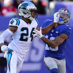 NFL: Carolina Panthers at New York Giants