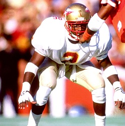 Deion Sanders at Florida State