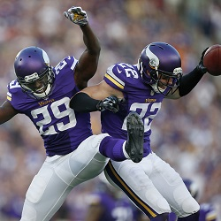 Xavier Rhodes, Harrison Smith